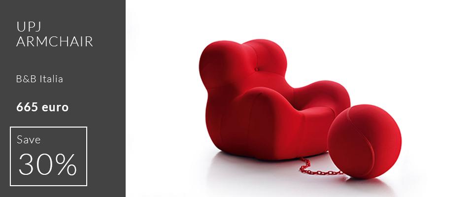 Upj armchair
